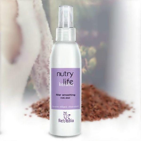 Serum za lase s keratinom NUTRY LIFE