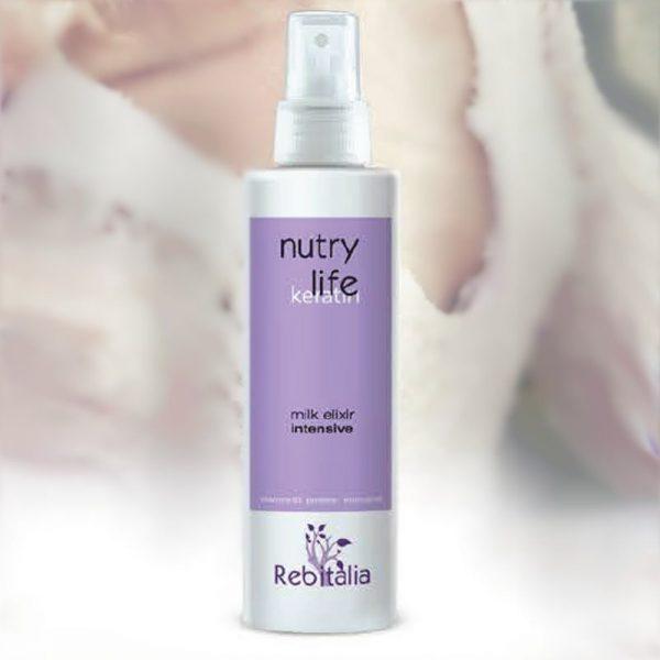 Sprej za lase s keratinom NUTRY LIFE