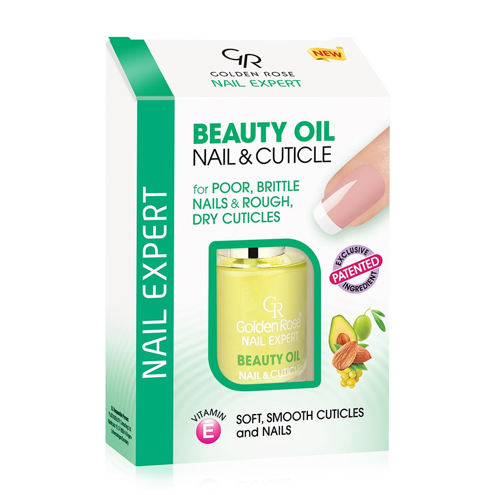 beauty oil nail and cuticle