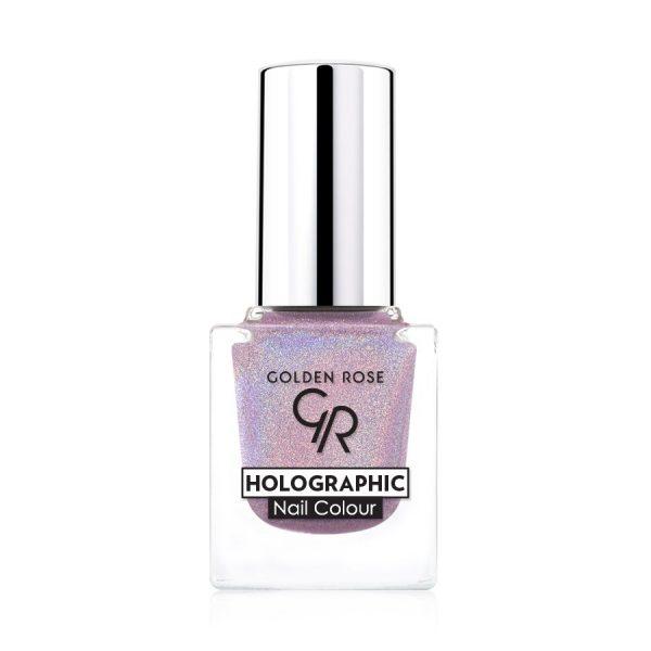 lak za nohte holographic nail color 03