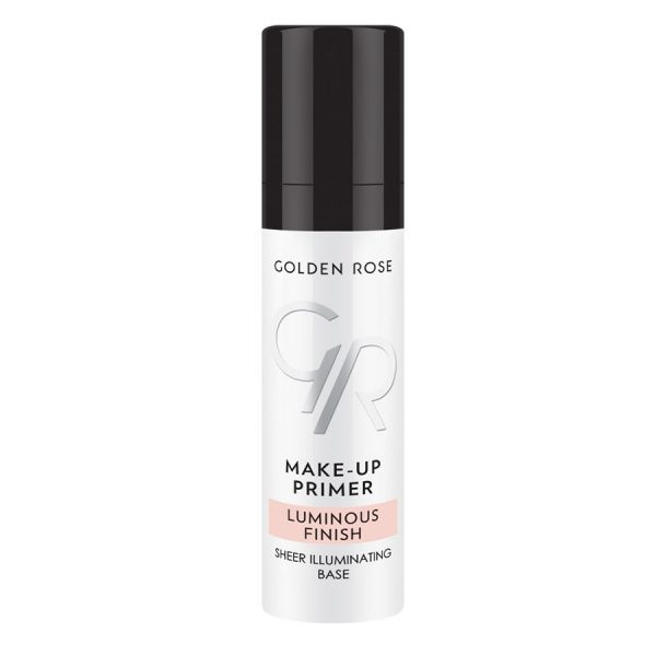 Primer za obraz - Make-up Primer Luminous finish