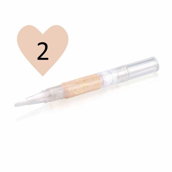tekoči korektor Liquid Concealer 02 s
