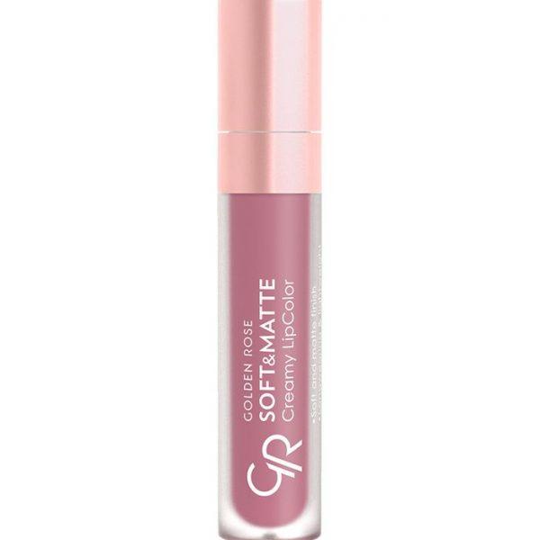 Soft Matte Creamy Lipcolor